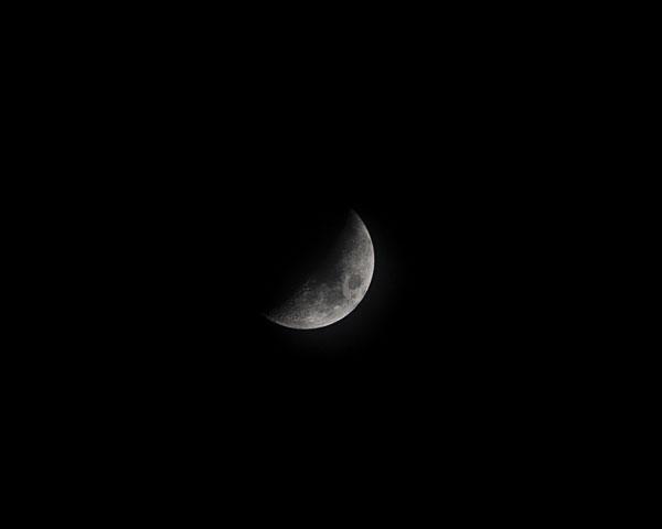 Crescent Moon 24-02-15