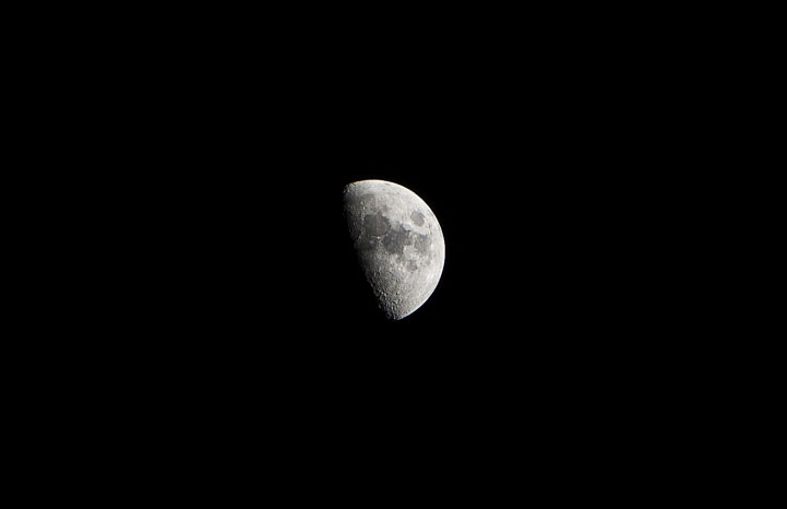 Last Quarter Moon 26-02-15
