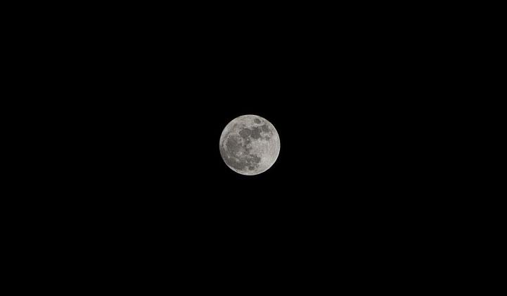 Snow Moon - 03-02-2015