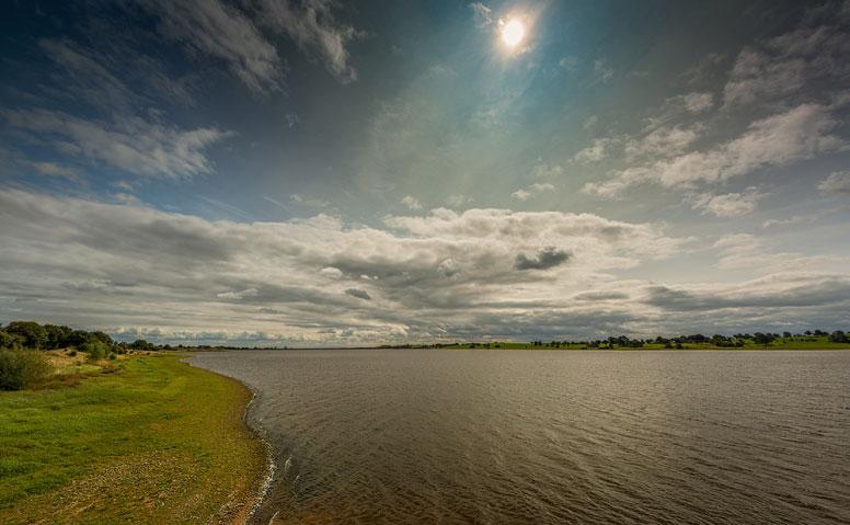 Blithfield Reservoir.