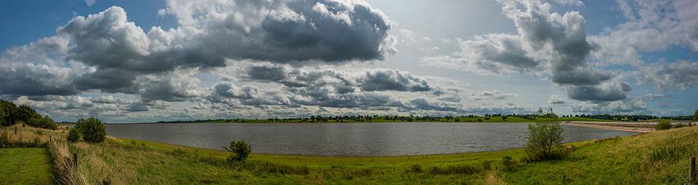 Blithfield Reservoir Panorama.