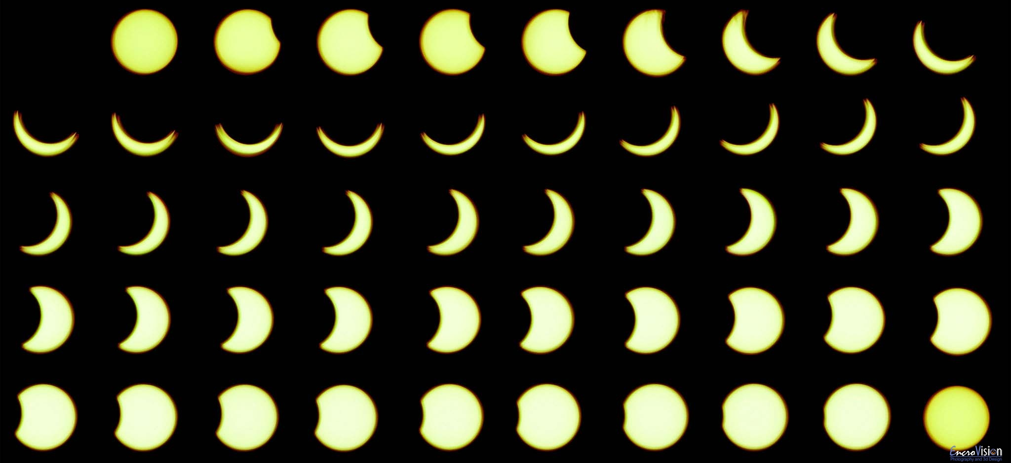 Solar Eclipse 20-03-2015